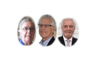 Bienvenue à trois nouveaux administrateurs!