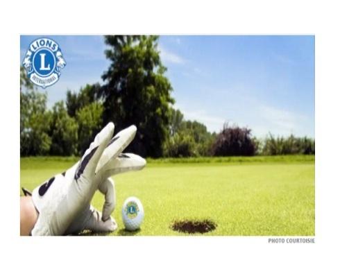 Tournoi de golf du Club Lions Québec-Nord
